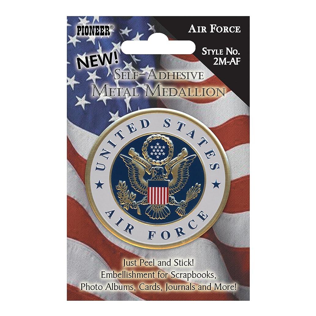 Pioneer Military Metal Medallion, Air Force
