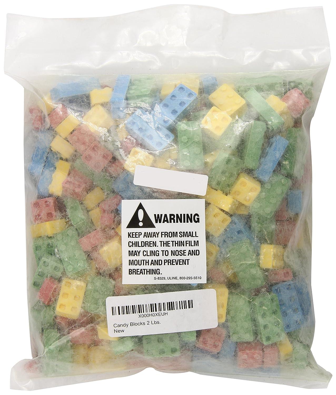 8 Cavités-moule silicone Glaçons Gâteau Jelly Candy UK Lego Bloc Moule