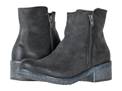 Naot Wander (Brushed Oily Midnight Suede) Women
