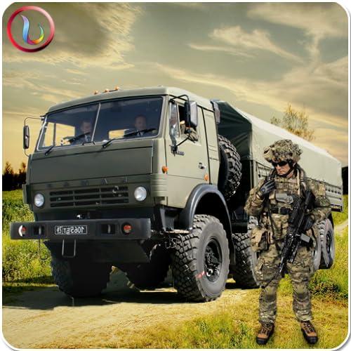 Armee Ladung Lieferung LKW
