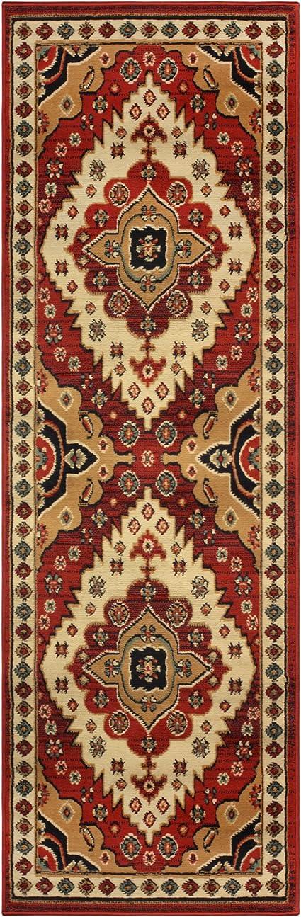 Sharplace 2 St/ü Handgefertigte Woven Boden Teppich T/ürkischen Stil Matte Mini Dekoration F/ür 1//12 Dollhouse Zubeh/ör