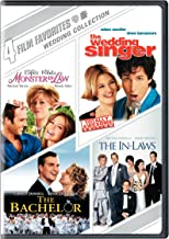 4 Film Favorites: Weddings (The Bachelor, The In-Laws, Monster-in-Law, The Wedding Singer)