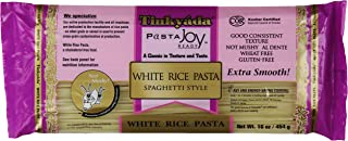 Tinkyada White Rice Spaghetti, 16 Ounce (Pack of 12)
