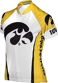 Adrenaline Promotions NCAA Iowa University Women's Cycling Jersey