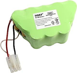 HQRP 14.4V Battery Compatible with Shark XBT1106 SV1106 SV1112 Freestyle Navigator Cordless Stick Vacuum XBT-1106 XBT11O6 SV11O6 + Coaster