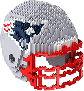 FOCO New England Patriots 3D Brxlz - Helmet