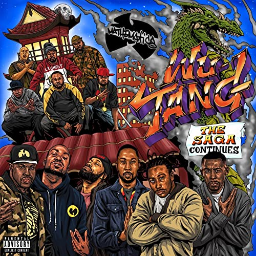 The Saga Continues Explicit By Wu Tang On Amazon Music