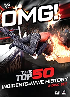 Wrestling Matches In Wwe History
