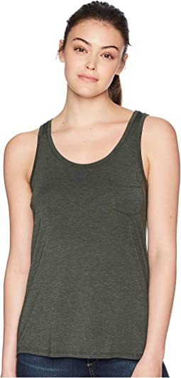 Foundation Scoop Neck Tank Top