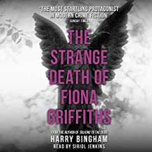 The Strange Death of Fiona Griffiths: Fiona Griffiths, Book 3