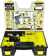 Dorman 800-300 Nylon Fuel Line Repair Kit, 104 Piece