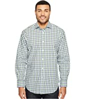 Thomas Dean & Co. - Long Sleeve Check Sport Shirt