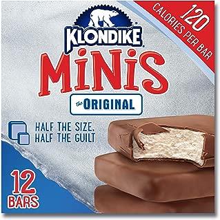 Klondike Ice Cream Bars, Original Minis 12 ct