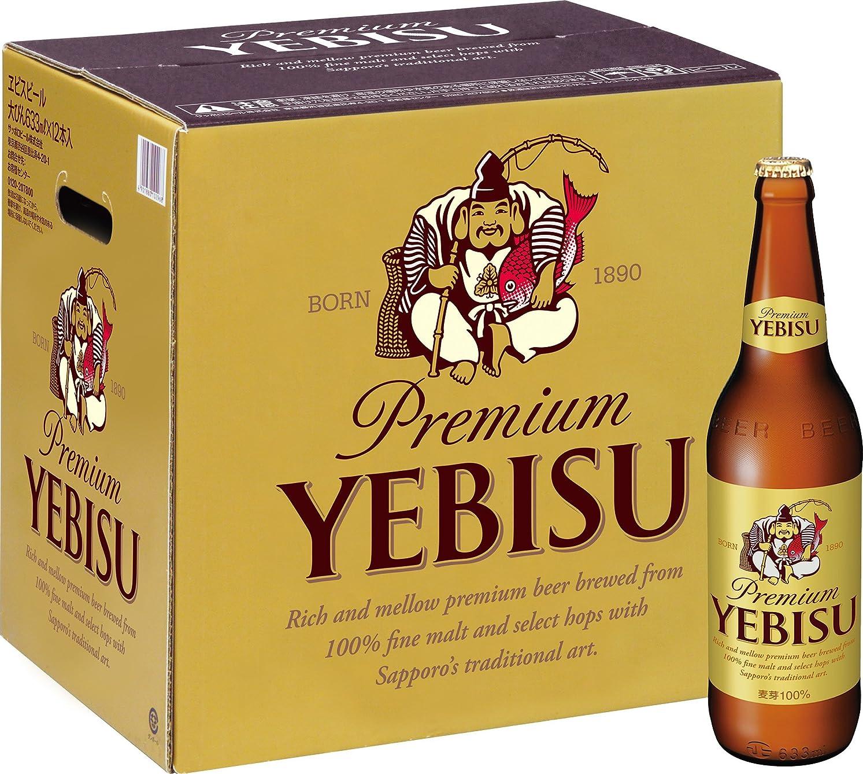 スペル行進共産主義サッポロ ヱビスビール大瓶×12本 YB12