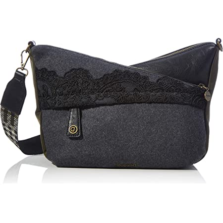 Desigual Damen Accessories Fabric ACROSS BODY BAG, U