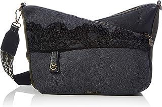 Desigual Accessories Fabric Across Body Bag, Sac de Sport Femme, U