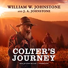 Colter's Journey: The Tim Colter Westerns, Book 1