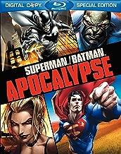 Superman/Batman: Apocalypse (Two-Disc Amazon Exclusive Limited Edition with Litho Cel) [Blu-ray]