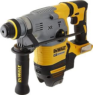 DEWALT 20V MAX XR Rotary Hammer Drill, L-Shape SDS Plus, 1-1/8-Inch, Tool Only (DCH293B)