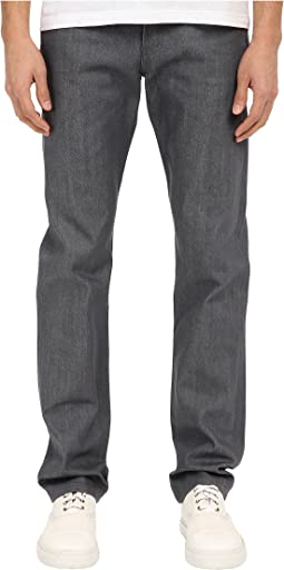 Weird Guy Grey Selvedge Denim Jeans