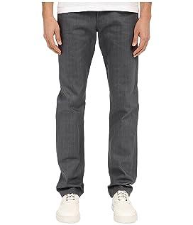 Weird Guy Grey Selvedge Denim Jeans
