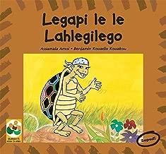 Legapi le le Lahlegilego (Sepedi)