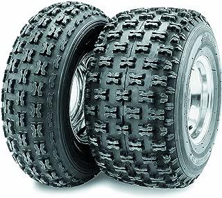 ITP Holeshot XC Tire - Front - 22x7x10 , Position: Front, Tire Size: 22x7x10, Rim Size: 10, Tire Type: ATV/UTV, Tire Application: Sport, Tire Ply: 4, Tire Construction: Bias 532045