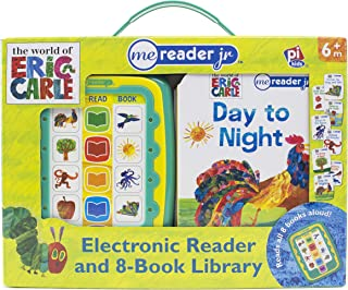 World of Eric Carle, Me Reader Junior 8 Book Library - PI Kids (Me Reader Jr)