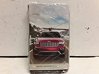 2016 Jeep Grand Cherokee owners manual