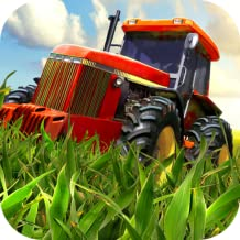 Fun 3D Tractor Driving Game
