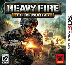 Heavy Fire: The Chosen Few 3DS