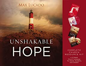 Unshakable Hope Church Campaign Kit: Building Our Lives on the Promises of God