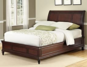Lafayette Cherry Queen Sleigh Bed by Home Styles