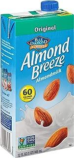 Almond Breeze Original Beverage 32 oz--Pack of 12