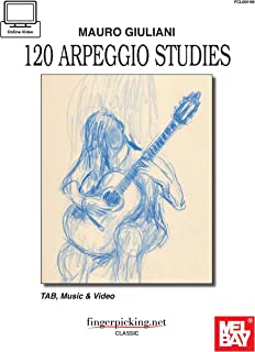 Mauro Giuliani: 120 Arpeggio Studies