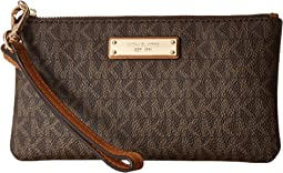 09e0aa9eca69 Michael michael kors everly medium fold over clutch