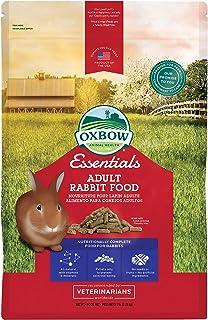 Oxbow Animal Health Bunny Bacics Adult Rabbit Fortified Small Animal Feeds, 5-Pound