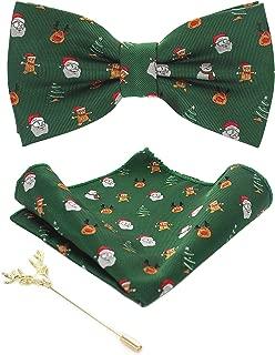 Best christmas bow tie and cummerbund Reviews