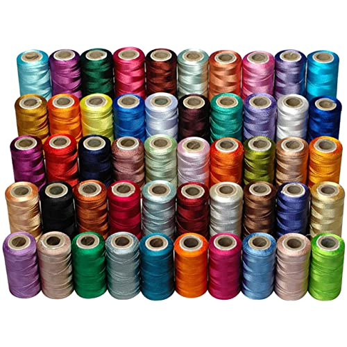 Rayon Embroidery Thread: Amazon co uk