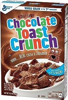 Cinnamon Toast Crunch, Cereal With Whole Grain, Chocolate, 12.4 Oz