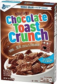 Chocolate Cinnamon Toast Crunch, Cereal, with Whole Grain, 12.4 oz