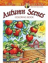 Creative Haven Autumn Scenes Coloring Book (Adult Coloring) Book PDF