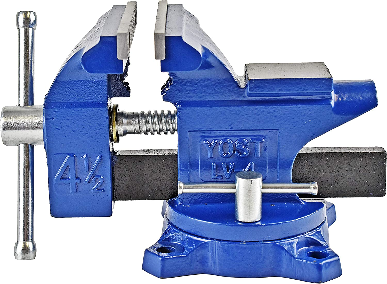 Home Vise 4-1//2 inch 1 Pack LV-4