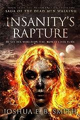 Insanity's Rapture: A Grimdark Fantasy Horror Novel (The Auramancer's Exorcism Book 2) Kindle Edition
