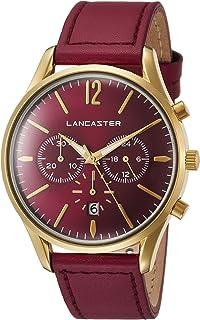 [ランカスターパリ]Lancaster Paris 腕時計 MLP003L/YG/BD MLP003L/YG/BD メンズ 【正規輸入品】