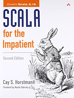 Horstmann, C: Scala for the Impatient