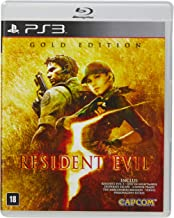 Resident Evil 5 - Gold Edition - PlayStation 3