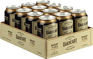 Bacardi Oakheart und Cola, EINWEG 12 x 0.33 l
