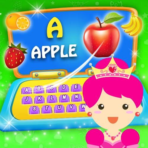 Kids Computer - baby real computer kids game