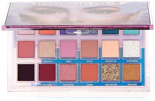 Amazon.com : Huda Beauty Mercury Retrograde Palette : Beauty